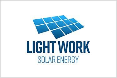 Logo design for Light Work