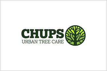 Logo design for Chups