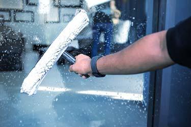 Window clean soft scrub