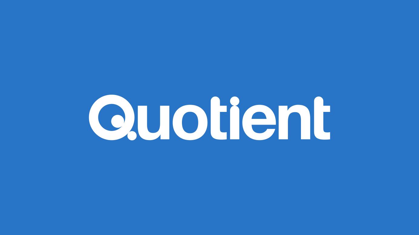 quotient  quoting software